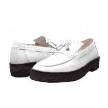 British Collection playboy Cruise White Leather