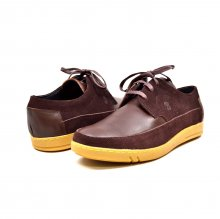 "British Collection ""Bristols"" Brown Suede and Leather"
