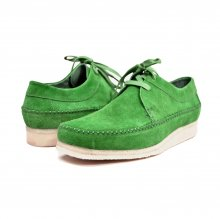 "British Collection ""Somerset-Low"" Green Suede"