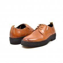 British Collection Playboy Original Low Cognac Leather
