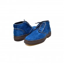 "British Collection Playboy Chukka ""Kaydence"" Navy Lamb Suede"