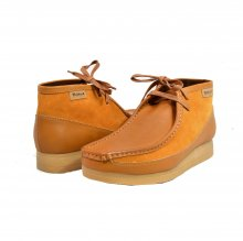 "British Collection""New Castle""-Cognac Suede"