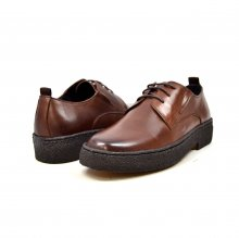 British Collection Playboy Original Low Brown Leather