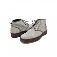 "British Collection Playboy Chukka ""Kaydence"" Gray Lamb Suede"