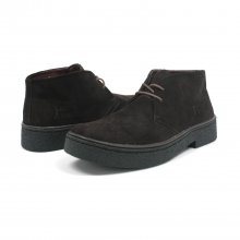 Classic Playboy Chukka Boot Brown Suede