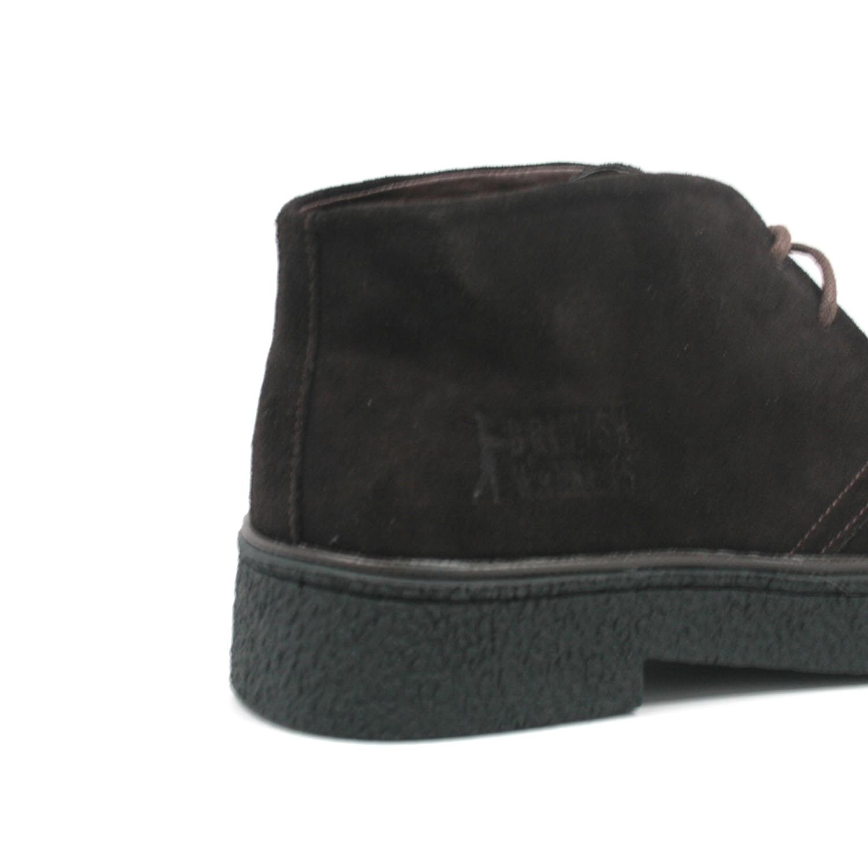 284c853914 Classic Playboy Chukka Boot Brown Suede -  99.99   British Walk