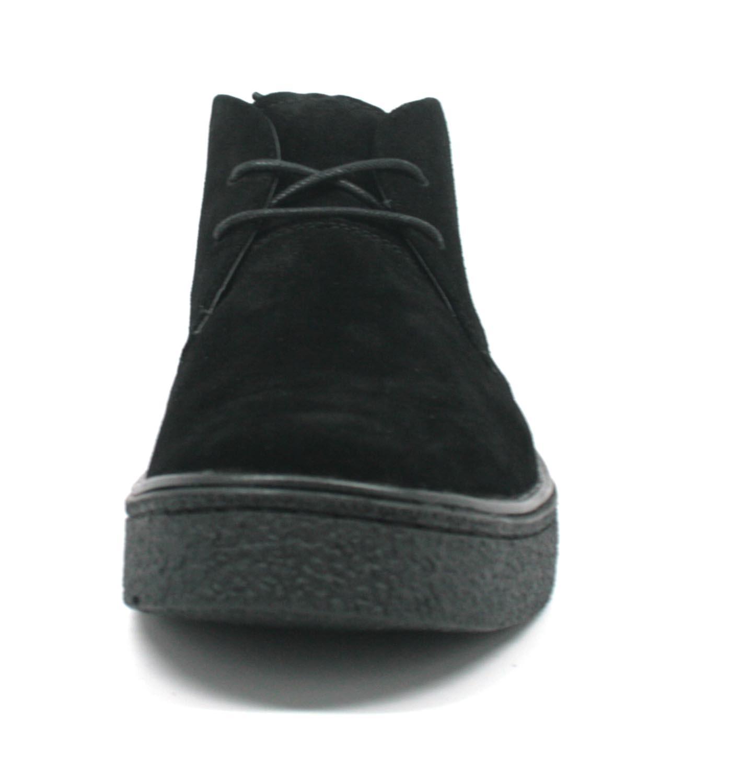 Classic Playboy Chukka Boot Black Suede - $99.99 : British Walk ...