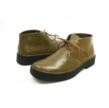 Classic Playboy Chukka Boot Olive Leather