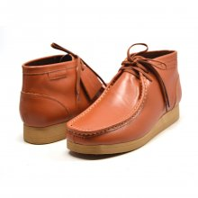 "British Collection ""New Castle 2""-Caramel Leather"