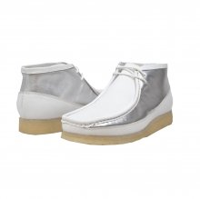 "British Collection ""Walkers""-White and Metallic"