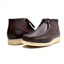 "British Collection ""Walkers""-DK Brown and Light Brown Leather"