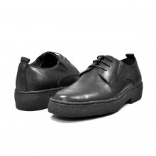 British Collection Playboy Original Low Black Leather