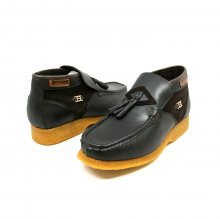 British Collection Palace-Brown and Brown Leather Slip-on