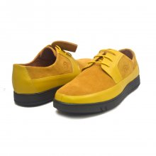 "British Collection ""Westminster"" Yellow & Black Sole"