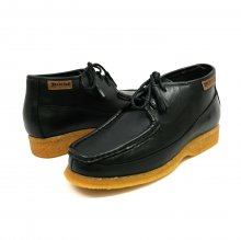 British Collection Knicks Black Leather