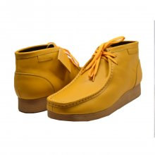 "British Collection ""New Castle 2""-yellow Leather"