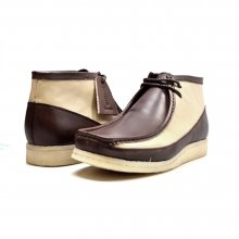 "British Collection ""Walkers""-Brown Leather and Tan Leather"