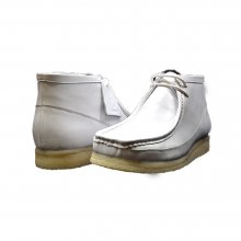 "British Collection ""Walkers""-White Leather"