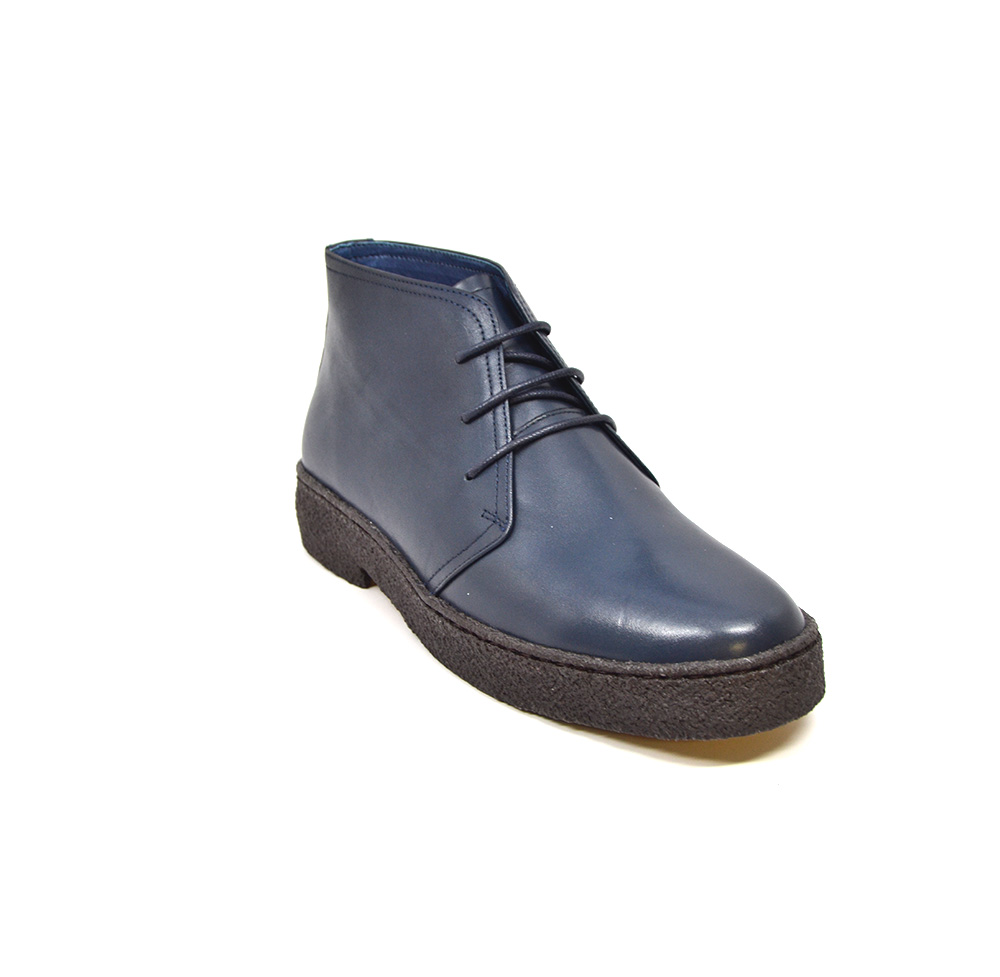 Old Leather Shoe Royal Navy