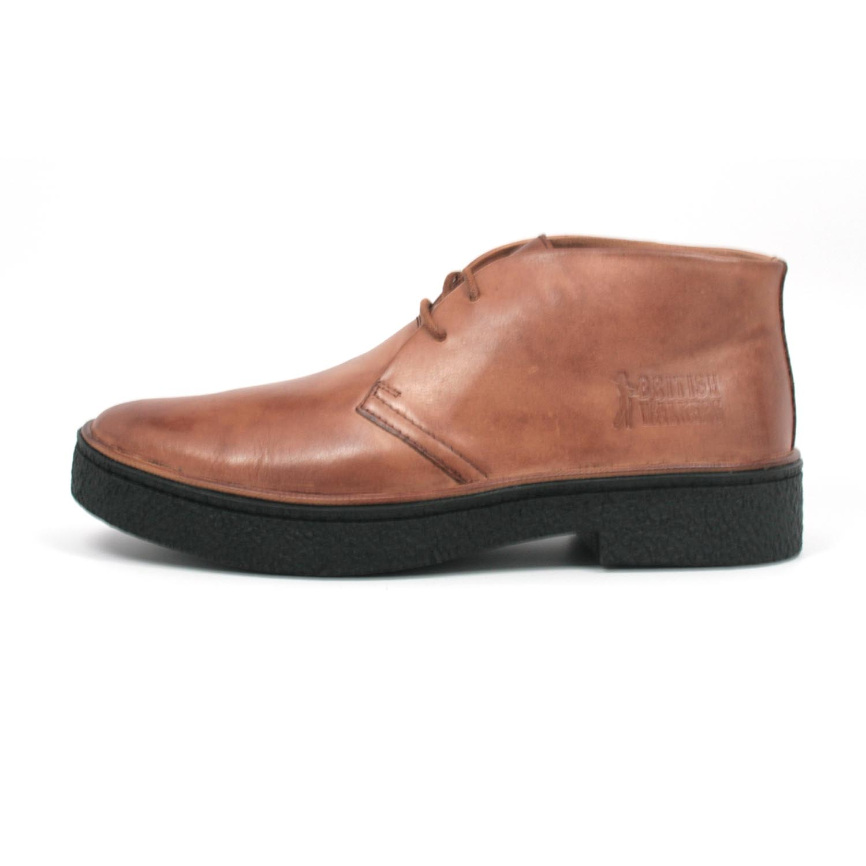 f89af2574b Classic Playboy Chukka Boot Light Brown Leather -  99.99   British ...
