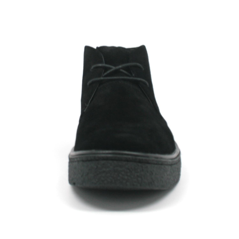 581e124a37 Classic Playboy Chukka Boot Black Suede  1226-8  -  99.99   British ...