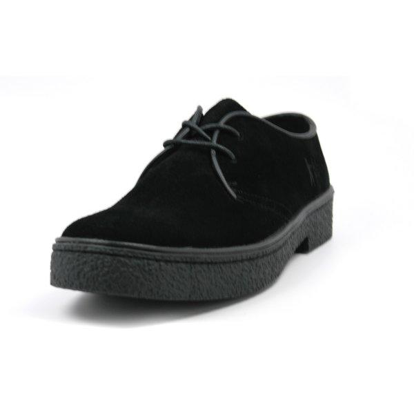 Suede Shoes Men Black Dress