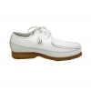British Collection Crown-All White Oxford Leather (Limited)