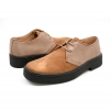 British Collection Men's Playboy Low Cut British Tan/Tan