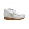"British Collection""New Castle""-All White Leather"
