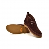 "British Collection ""Cambridge"" Brown Leather and Suede"