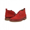 "British Collection ""Cambridge"" Red Leather and Suede"