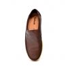 "British Collection ""Norwich"" Brown Suede and Leather"