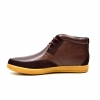 "British Collection ""Birmingham"" Brown Leather and Suede"