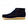 "British Collection ""Walkers""-Navy Suede and Leather"