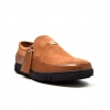 "British Collection ""Canterbury"" Brown Leather and Suede"