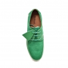 "British Collection ""Westminster"" Green Leather and Suede"