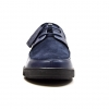 "British Collection ""Westminster"" Navy Leather and Suede"