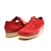 "British Collection ""Somerset-Low"" Red Suede"