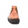 "Classic Playboy ""Cognac"" Ostrich Leather"