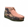 "British Collection ""Walkers""-Peach Camouflage"