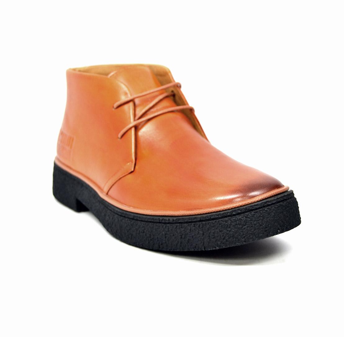 2d9c2b6b29 Classic Playboy Chukka Boot Cognac Leather  1226-56  -  99.99 ...