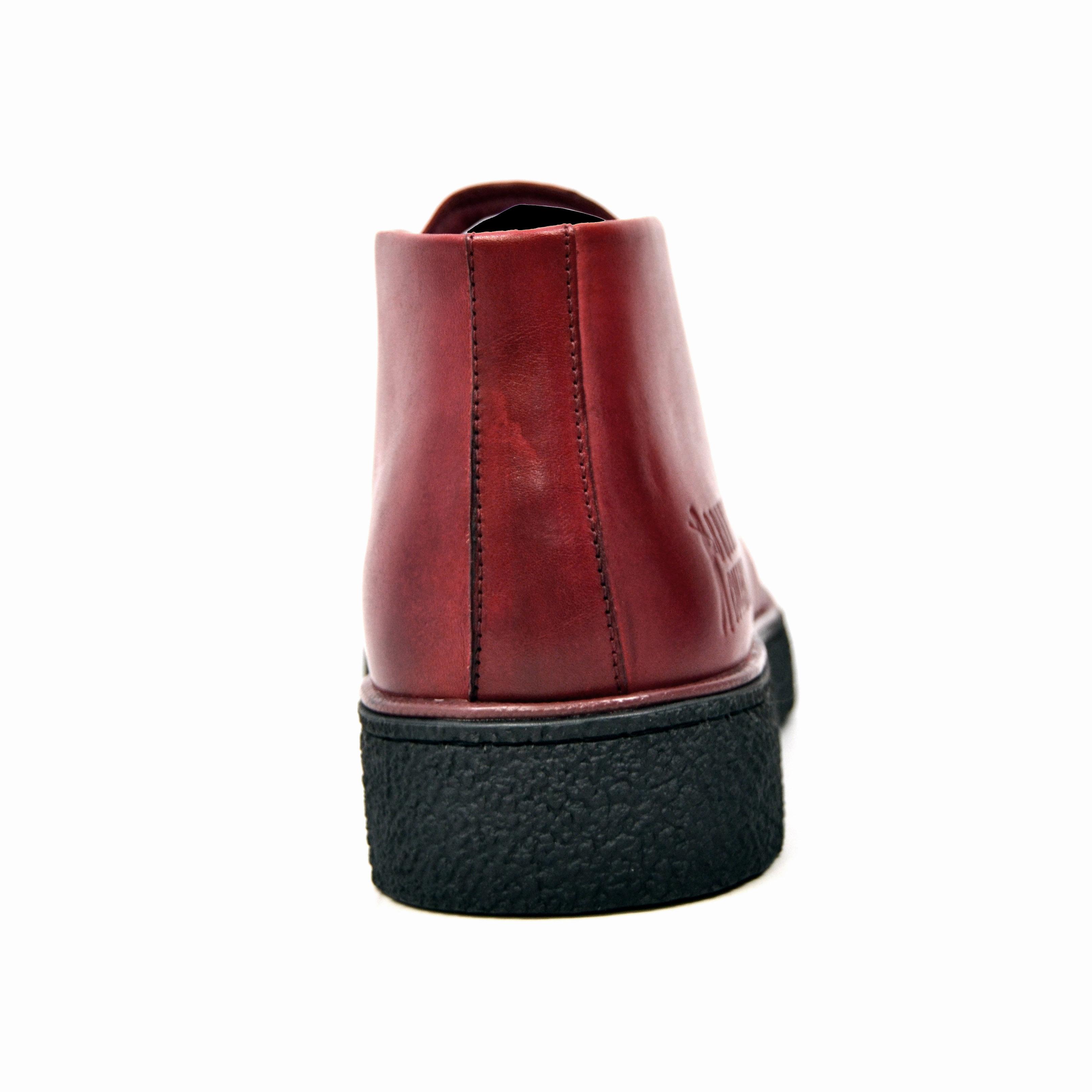 88e66e7c49 Classic Playboy Chukka Boot Wine Leather  1226-7  -  99.99   British ...